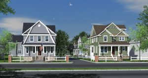 Artist Rendering cannot begin to describe this approximate 4000sq.ft. 3 story custom home. NEW ''6'' LOT SUBDIVISION: Located in the heart of Point Pleasant Beach, Imagine a magnificent new community East of Route 35 and only 3 blocks to the Jersey Shores most desired beaches and boardwalk yet Peaceful, with family in mind. Walking distance to everything Point Beach has to offer this one of kind community has been masterfully designed by local architect and builders with an approach on Intelligent Design offering blends of luxury and energy efficiency. Homes will be offering a variety of designs with 4 + bedrooms and 4+ baths, all with two car garage on oversized lots. Our first 3 of six homes now under construction and near completion with prices ranging from $929,900 to $1,200,000..